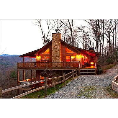 Escape to Blue Ridge - North Georgia Cabins
