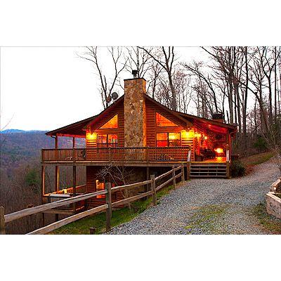 Escape to Blue Ridge - North Georgia Cabins