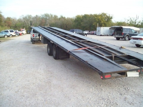 2001 Big Tex 3 Car Hauler Located In Houston Texas Asking 13999 00