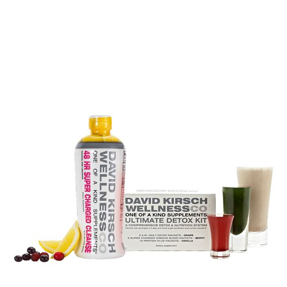 Experience a full body cleanse and kick start serious weight loss with David's 7-Day Cleanse.