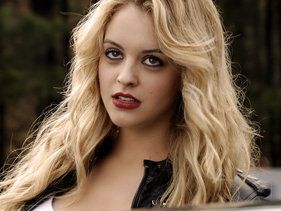 Gage Golightly as Erica Reyes in Teen Wolf