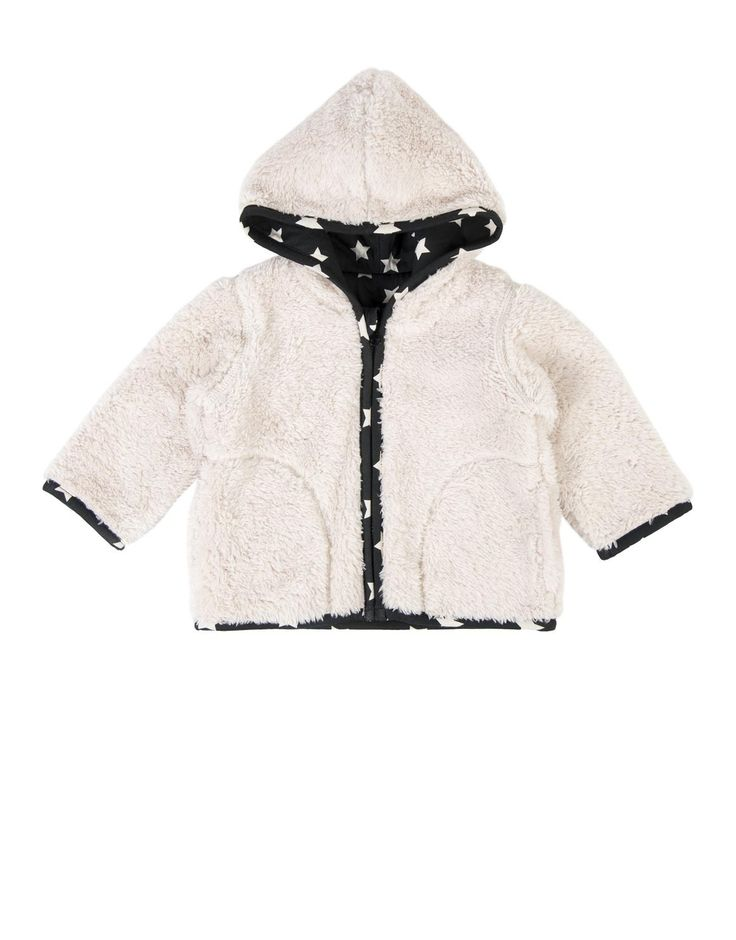 Lined Fluffly Jacket