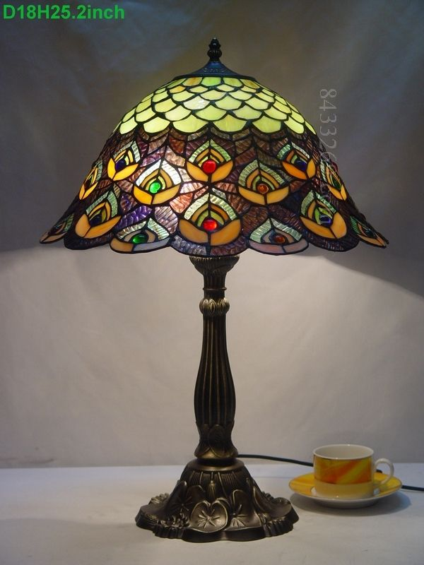 159 best Peacock Tiffany Lamps images on Pinterest ...