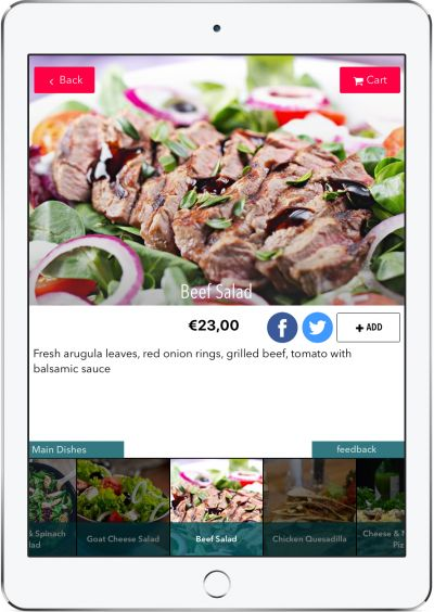 HOW TABLET MENUS CAN HELP HOSPITALITY PROFESSIONALS SELL MORE PRODUCTS AND SAVE MONEY IN FOUR STEPS  #tabletmenu