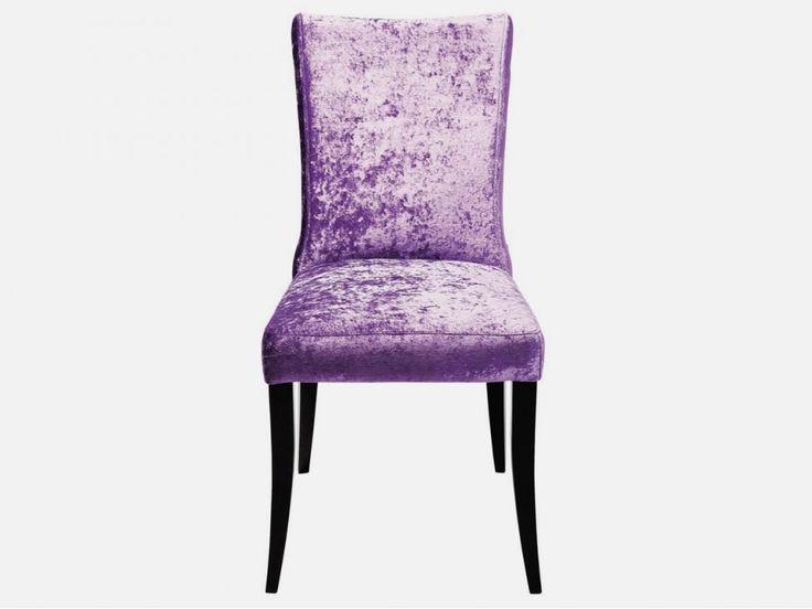 Krzesło Cintura fioletowe od Kare Design — Krzesła — sfmeble.pl