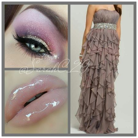 Soft and beautiful for Prom https://www.makeupbee.com/look.php?look_id=80584