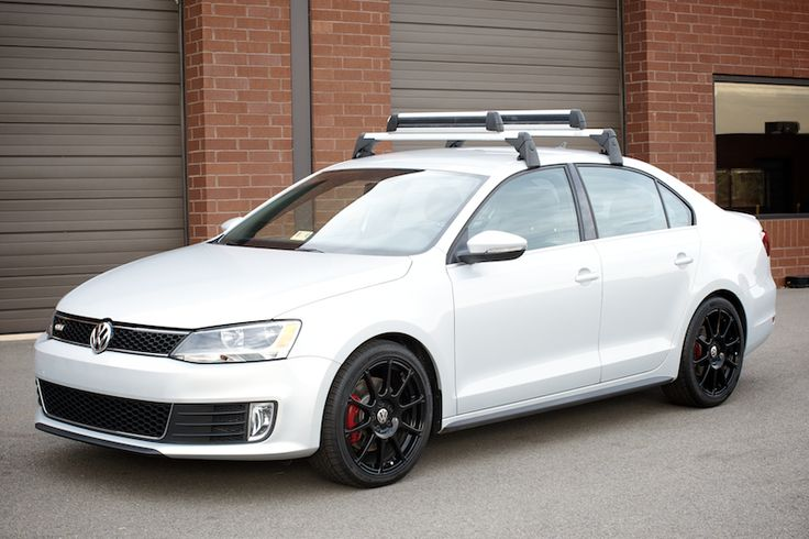 Vw Gli Roof Rack Bars Volkswagen Cars Accessories