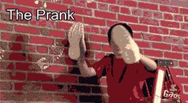 Thief Prank... this is beyond neat and funny!!! This is actually a pretty genius prank..