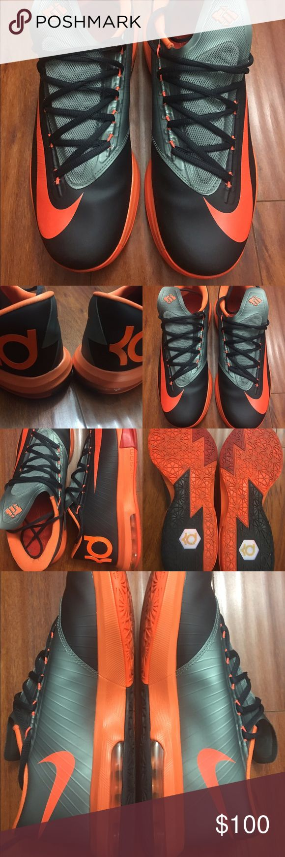 """NIKE KD VI """"Neutral"""" NIKE KD VI """"Neutral"""" Excellent Condition. Only worn twice (never for basketball) always in the box. Nike Shoes Athletic Shoes"""