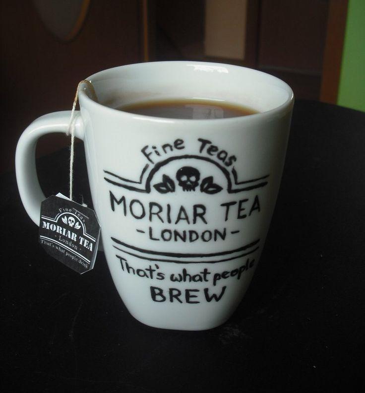 BBC Sherlock-Moriartea mug by Xijalle on deviantART