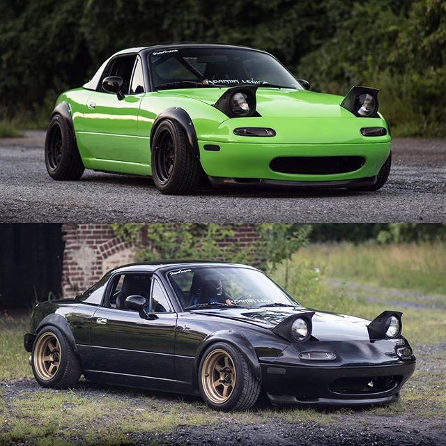 1912 Best ONLY NA Miata's Images On Pinterest
