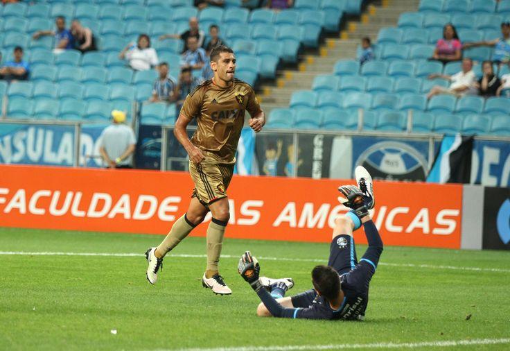 Mais de dois minutos e 103 toques na bola: detalhes do terceiro gol do Sport #globoesporte