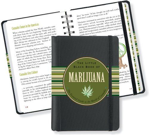 31 best marijuana books images on pinterest knob ceramic art and the little black book of marijuana the essential guide to the world of cannabis fandeluxe Images