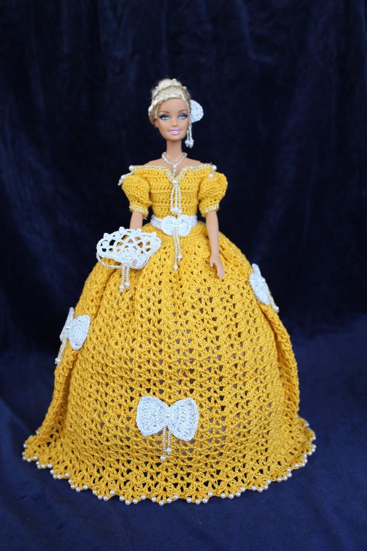Tati Orange [handmade crochet]