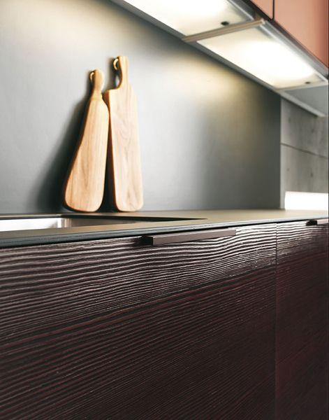 Кухонный гарнитур YARA 06 By Cesar Arredamenti | дизайн Gian Vittorio  Plazzogna