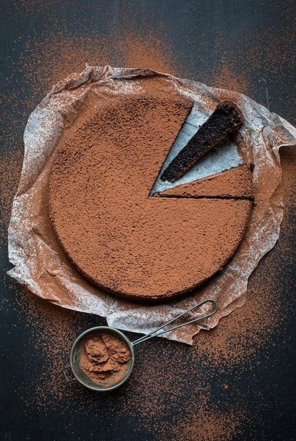 Torta Paleo de Chocolate 02
