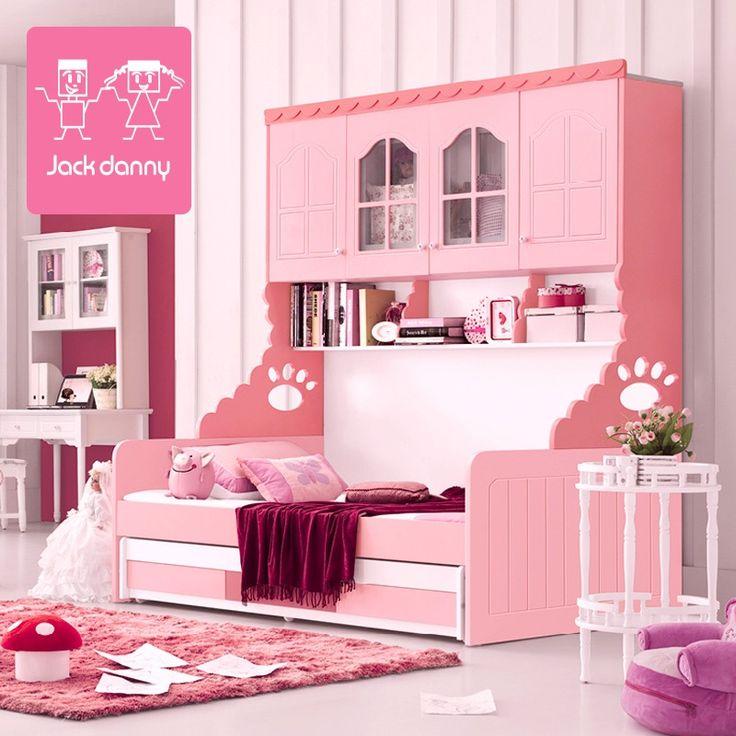 Розовая детская кровать с открывающимися ящиками и дверцами купить в интернет-магазине https://lafred.ru/catalog/catalog/detail/18104915607/