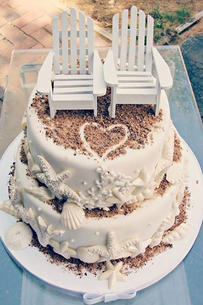 27 Eye-Catching Unique Wedding Cakes ❤ See more: http://www.weddingforward.com/unique-wedding-cakes/ #weddings #cakes