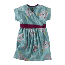 Lotus Batik Knot Dress from #teacollection for my girls