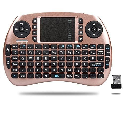 Oferta: 11.99€ Dto: -37%. Comprar Ofertas de HORIZONTAL Mini 2.4Ghz Touchpad teclado inalámbrico con ratón para Google Android Tv Box, Pc, Pad, Xbox 360, PS3, Htpc, Iptv barato. ¡Mira las ofertas!