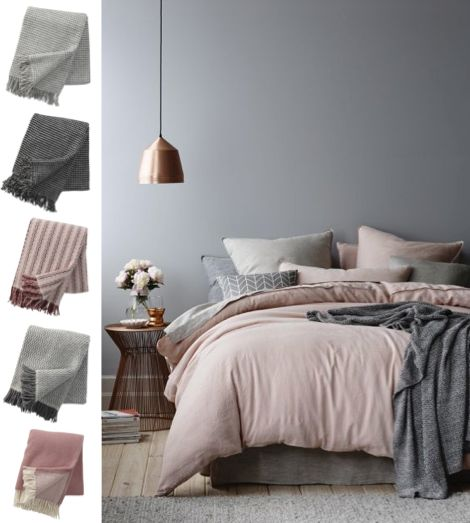 Copper And Grey Bedroom Ideas: 55 Best BEDROOM Images On Pinterest