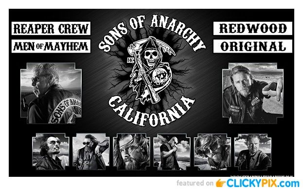 sociology and anarchy A discussion on masculinity and violence against women in the popular series sons of anarchy.