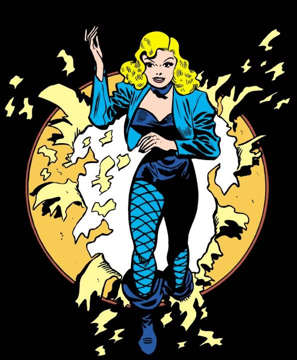 The Black Canary