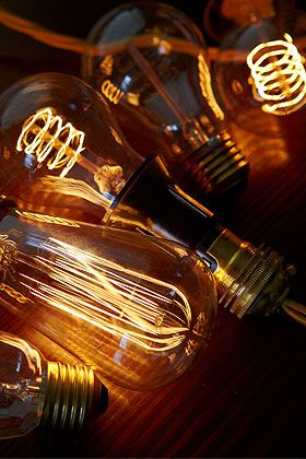 these are the light bulbs decorative filament light bulbs - Decorative Light Bulbs