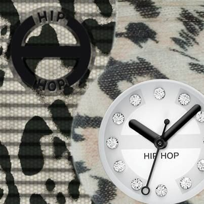 #HipHopWatches ... animalier!