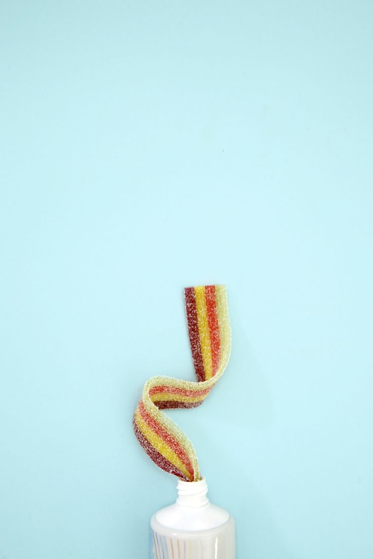 art direction | candy toothpaste still life photography - Vanessa McKeown