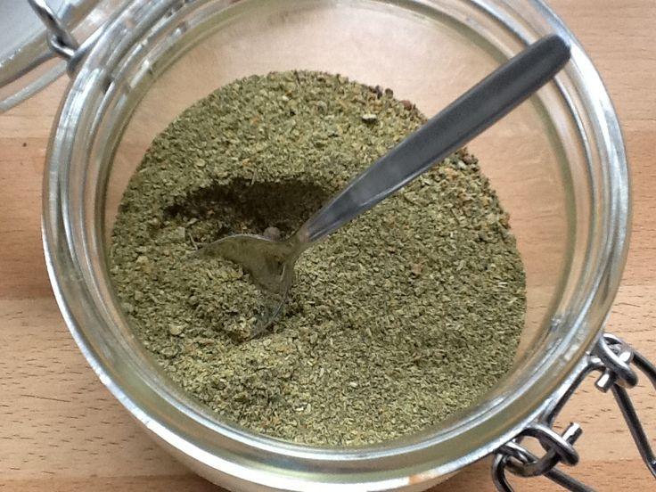 Uit mijn keukentje: Bouillon-poeder