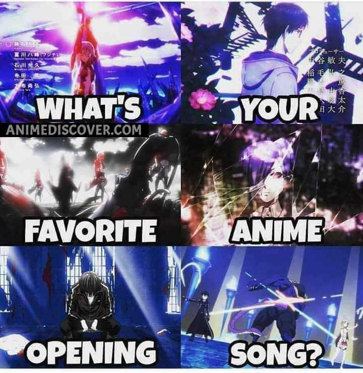 Unravel from Tokyo Ghoul Crossing Fields from Sword Art Online The Rock City Boy from Fairy Tail