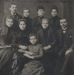 Catherine Lucinda Miller Seiberling (1836 - 1911) - Find A Grave Photos.The children of Catherine Lucinda Miller Seiberling and John Frederick Seiberling - 1885. Back row: Charles, Mame, Hattie, Kitty. Middle row: Grace, Cora, Anna, Frank. Front row: Ruth Added by: Lisa Russell Pflueger,7/26/2015