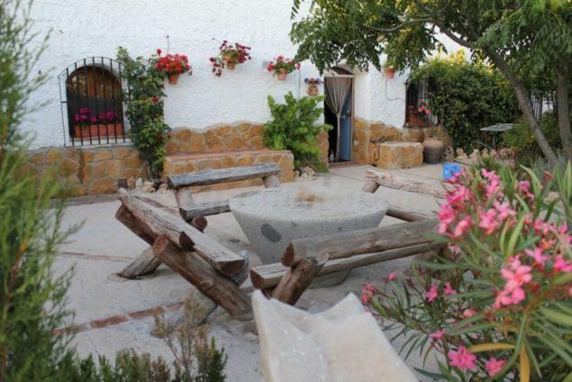 Fotos de Casas Cueva Cazorla - Suite - Casa rural en Hinojares (Jaén) http://www.escapadarural.com/casa-rural/jaen/casas-cueva-cazorla/fotos#p=52440389e933d