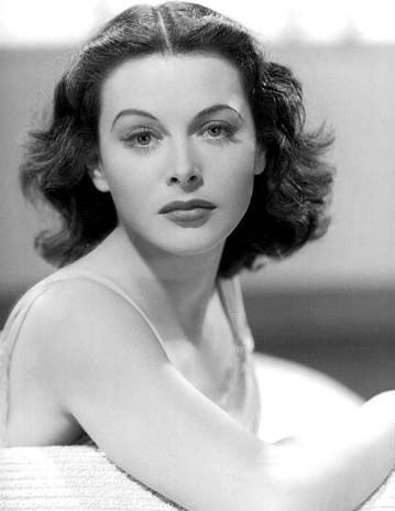 "Hedy Lamarr. Actress who married the 3rd richest man in Austria, left him for Hollywood, and then developed ""frequency-hopping"" technology for WWII."