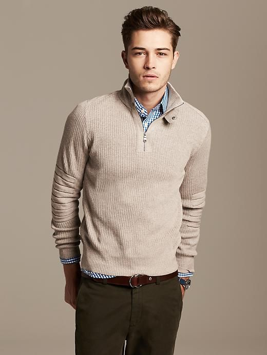 Banana Republic's Men's Fall 2014