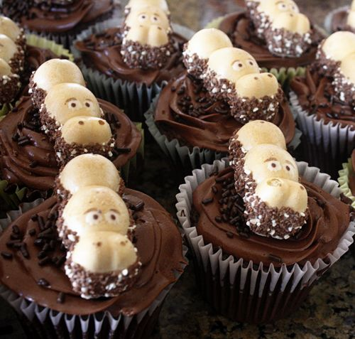 hippo cupcakes I need this