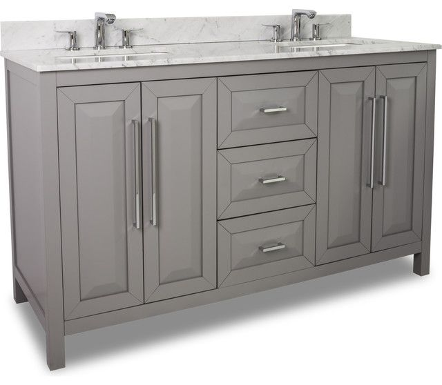The Awesome Web Browse a large selection of bathroom vanity designs including single and double vanity options in