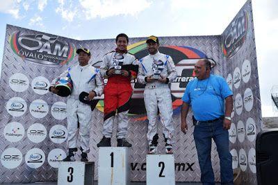 Osvaldo Lozano ganador de los V8 GT del Serial Central de Carreras ~ Ags Sports