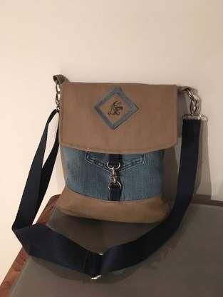 Makerist – Tasche INA von Frau Schnitte – 1