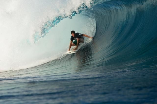 The best day at Pipeline in recent memory made Volcom Pipe Pro history with heats that were mind-melting.