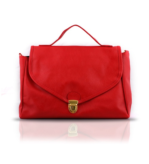 GOTG Red Shoulder Bag on glamouronthego.co.uk