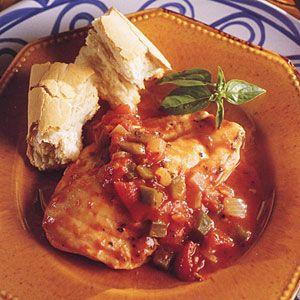 Creole Red Snapper | MyRecipes.com