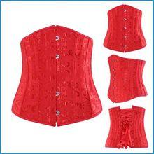 24 steel boned women corset waist training, slim body shaper, underbust bustierBest Buy follow this link http://shopingayo.space