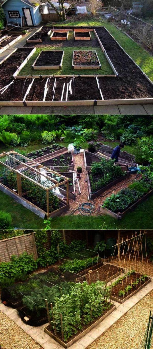 Timber Raised Garden Beds Diy During Diy Raised Garden Beds On Wheels Concerning Garden Vegetable Garden Raised Beds Diy Raised Garden Vegetable Garden Design