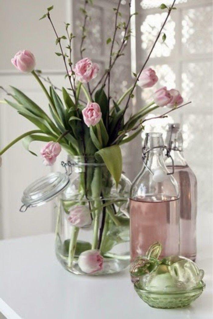 bron: Elly's kleine idylle. Zij verstaat de kunst om van simpele dingen iets… – Floristik