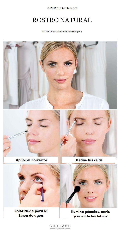 Tener aspecto descansado y un non make up es muy sencillo. Sigue estos simples pasos con tus productos The ONE favoritos y disfruta de un look cara lavada.