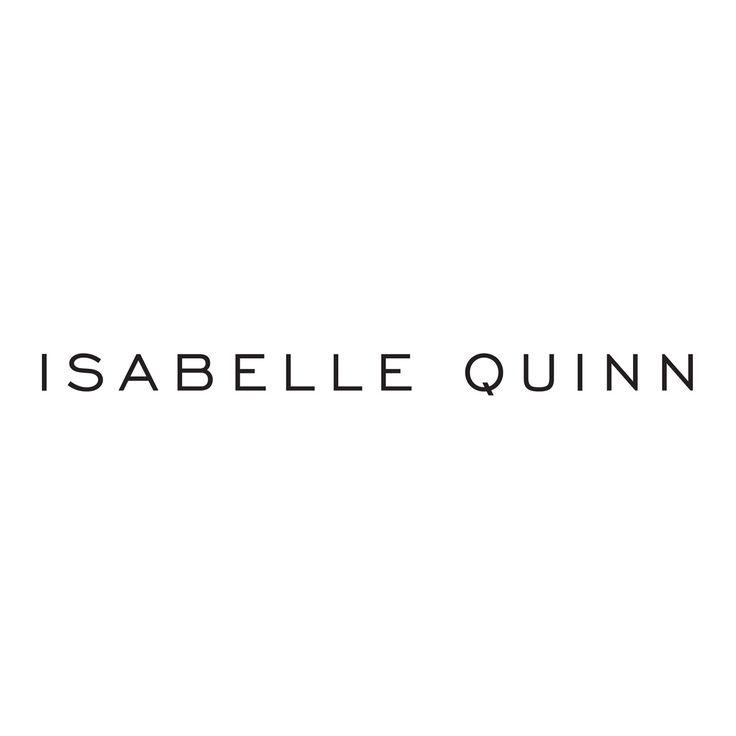 Identity design for Isabelle Quinn