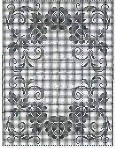 Kira scheme crochet: Scheme crochet no. 2106
