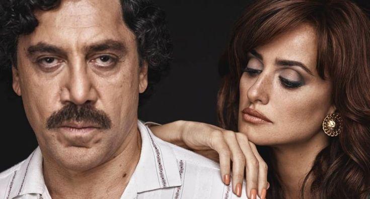 La Furia De Virginia Vallejo Ex Amante De Pablo Escobar Con Javier Bardem Y Penélope Cruz Javier Bardem Penélope Cruz Pablo Escobar